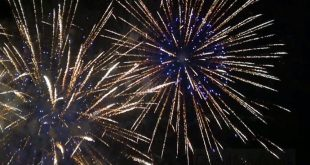 Dosar penal pentru un foc de artificii