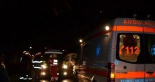 Accident pe DN1B, la Valea Călugărească