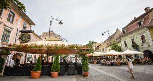 Consilierii PSD cer chirii mai mici pentru terasele de pe domeniul public