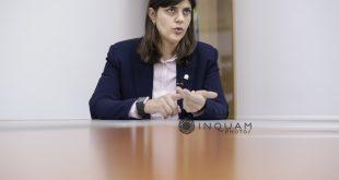 Înalta Curte a respins recursul formulat de Inspecţia Judiciară la o decizie a CSM care o viza pe Laura Codruţa Kovesi/ Inspecţia Judiciară a acuzat-o că a inserat date confidenţiale într-un comunicat de presă, CSM a respins acuzaţia